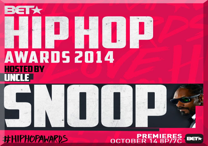BET HIPHOP AWARDS 2014 SNOOP DOGG HOST ATL