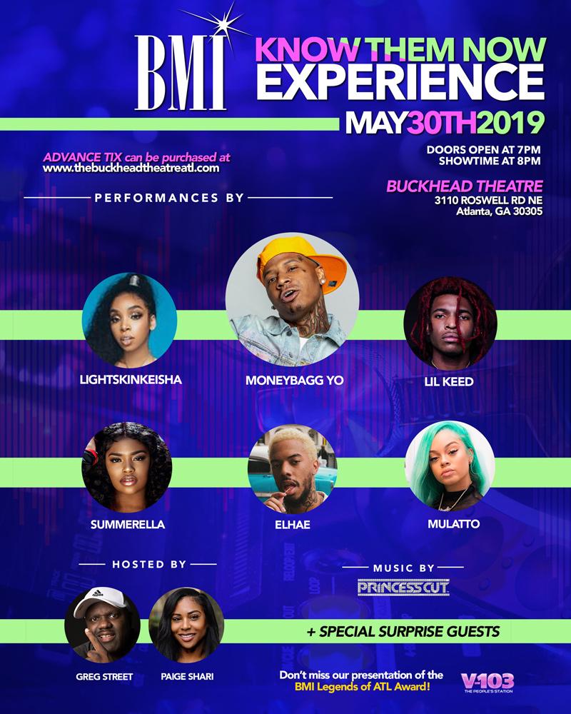 BMI Know Them Now Experience 2019 Atlanta