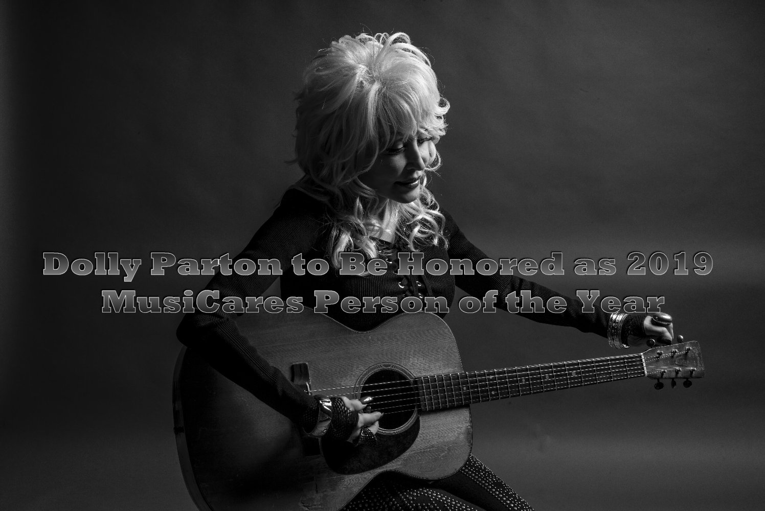 DOLLY PARTON TO BE HONORED AS 2019 MUSICARES PERSON OF THE YEAR