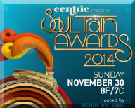 BET SOUL TRAIN AWARDS 2014