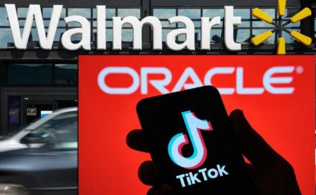 Trump Bless TikTok Oracle Walmart Partnership