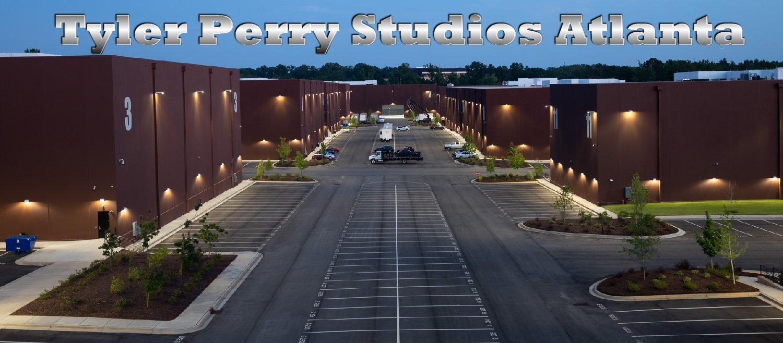 Tyler Perry Studios Atlanta BET Joint Venture And Original Series