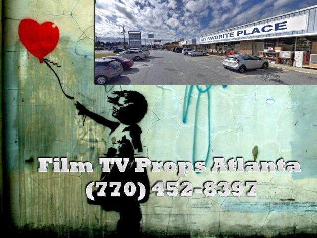 Film TV Movie Props Atlanta 770-452-8397 My Favorite Place