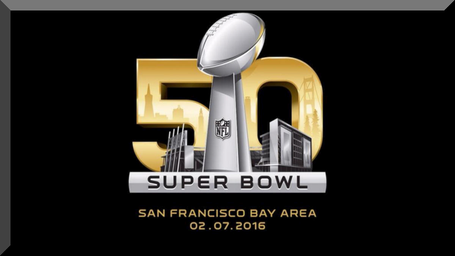 SUPER BOWL 50 Game Ad NFL Halftime Show Lineup 2016